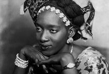 Malian lifestyle 60's / Malick Sidibe - Seydou Keita - Samuel Fosso (Cameroonian)