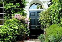 doors & entry ways / entry / mudroom / doors / by Lyndy