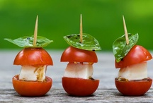 Appetize It! / Either easy, yummy, or cute Appetizer Ideas. / by Tracy King