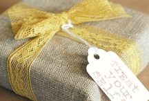 Wrap It! Gift It! / Ideas for gifts and wrapping gifts.  <3 / by Tracy King
