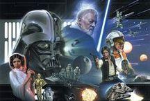 Sci-fi-rific / by Kevin Crain