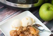 Slow Cooker Meals / Meals that are easily made in the crock pot! / by Morgan |  Modernly Morgan