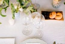 TABLESCAPES / From formal entertaining to your own dinner table, make your spread superb.