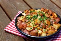 Potato Salads / by Black Gold Farms