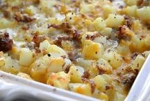 Potato Breakfast / by Black Gold Farms