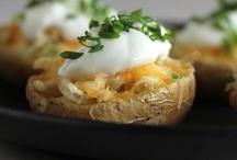 Potato Appetizers / by Black Gold Farms