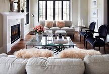 Living Rooms / Living Rooms with a touch of whimsy