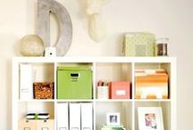 Organization for the House / by Morgan {Modern Mommyhood}