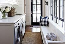 Laundries / by My Organised Home