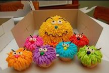 Birthday Party Ideas - Monsters