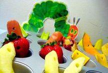 Birthday Party Ideas - Hungry Caterpillar