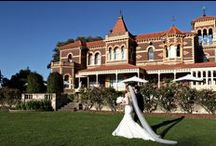 Rippon Lea House and Gardens / Let the romantic surrounds, historic touches and glamour of a by-gone era be part of your next celebration.