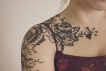Tattoos<3 / Sayings or Designs I might consider to get inked, once I'm of age  / by Kylee Hodil