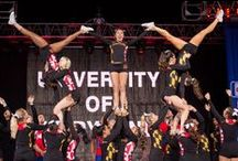 Cheer Me Up / Cheerleading. Strength. Agility. Teamwork.