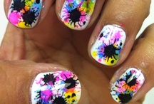 Nails / Gorgeous nail designs<3 / by Ashley<3