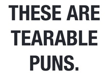Puns / by Nicole Salter