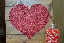 Valentine's Day / Valentine's Day ideas, crafts, and DIY projects.