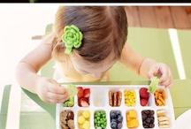 Food - For Children / Food and snack ideas for babies, toddlers, and little kids.