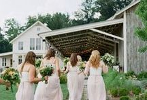 WEDDINGS / From gorgeous locations to stunning centerpieces, we've Scouted the best inspiration for your big day.