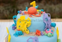 Bake and tell