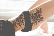 Tattoos / by Julia