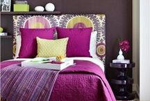 Colorful Rooms We Crave