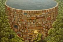 literary wall