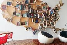 Book Cases / No house is a home without a space to place your tomes!