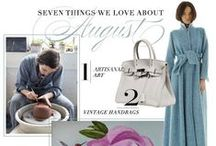 THINGS WE LOVE / by The Scout Guide