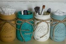 Be Crafty: Recycled & Upcycled / Amazing Crafts & DIY projects / by Jessica Cohen @EatSleepBe