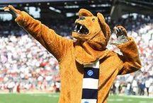 Be Penn State: Still Bleeding Blue & White / We are... Penn State! Nittany Lions forever. #pennstate #psu #nittanylions / by Jessica Cohen @EatSleepBe