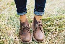 boots & flip flops