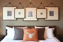 Gallery Walls  / Photo gallery and photo wall ideas. / by Morgan {Modern Mommyhood}