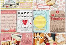 Project Life / Project Life layout inspirations, printables and ideas. {scrapbooking}