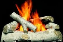 Cozy Fireplaces / Wood stoves, gas stoves, pellet stoves, fireplaces...as long as it gets the place nice and toasty!
