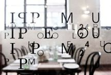 Typographic / kerning is king