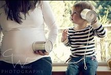 Maternity Photos / Different ideas for maternity photos, poses, what to wear and locations. / by Morgan {Modern Mommyhood}