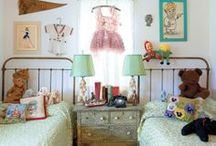 Kid Rooms / Room inspirations for toddlers and bigger kids. / by Morgan {Modern Mommyhood}