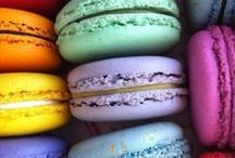 Macarons / Macaron recipes and tips! / by Morgan {Modern Mommyhood}