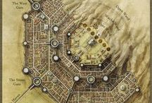 Printables - Mapas