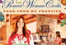 """PIONEER WOMAN RECIPES / Recipes and pictures from the show """"The Pioneer Woman """".  / by Linda Martinez"""