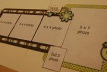 Scrapbook layouts / by Robin Purvis