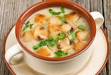 Be Soup Recipes & Ideas / Soup and stew recipes / by Jessica Cohen @EatSleepBe