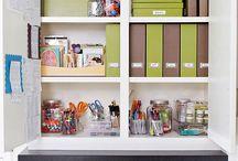 My Organised Study / by My Organised Home