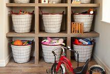 My Organised Kids Room / by My Organised Home