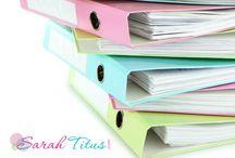 My Organised Paperwork / by My Organised Home