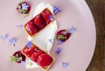 Desserts / Sweet treats in all their glory - colourful, bold, beautiful and oh so tasty.
