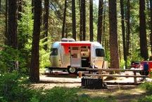 Airstream / For the love of anything Airstream {travel trailer} realted!  <3