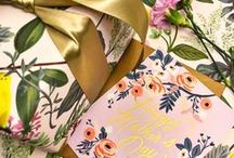 MOTHER'S DAY / Impress mom with these sweet gifts and gorgeous arrangements for Mother's Day.