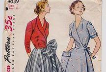 Vintage Patterns - Women's